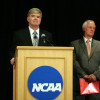 Emmert is right to expect change