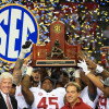 SECCG wrap-up: Tigers can't play spoiler to Bama's storybook run