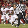 Arkansas wrap-up: Composure in short supply as Bama piles up the points