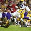 LSU wrap-up: Alabama goes back to its future to beat Tigers