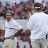 WKU wrap-up: Sloppy win gives Saban a gold mine of teaching opportunities
