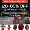 TideFansStore.com : 20-65% off TODAY ONLY!