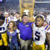 LSU Preview: Tigers hoping emotion will carry them against Tide