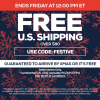 TideFansStore.com– FREE Shipping – Get it by Christmas or it's FREE!