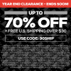 TideFansStore.com– up to 70% off – Year End Clearance!