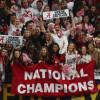 Georgia wrap-up: Saban's courage to make a tough call nets him a sixth title