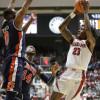 Alabama 76, Auburn 71: John Petty erupts at perfect time to stun No. 17 Tigers