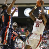 Alabama 76, Auburn 71: John Petty erupts at perfect time to stun No. 17 Tigers