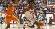 Alabama 78, Tennessee 50: Donta Hall hands Vols an elephant-sized beatdown
