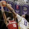 LSU 88, Alabama 79: Tide can't get on track in time to spring upset