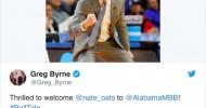 Bama hires Nate Oats as Men's Basketball Coach