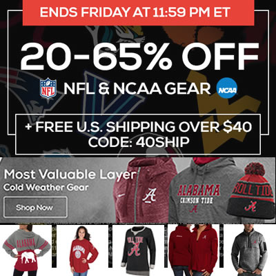 20-65% off | Ends 11/2/17 @ 11:59pm EDT